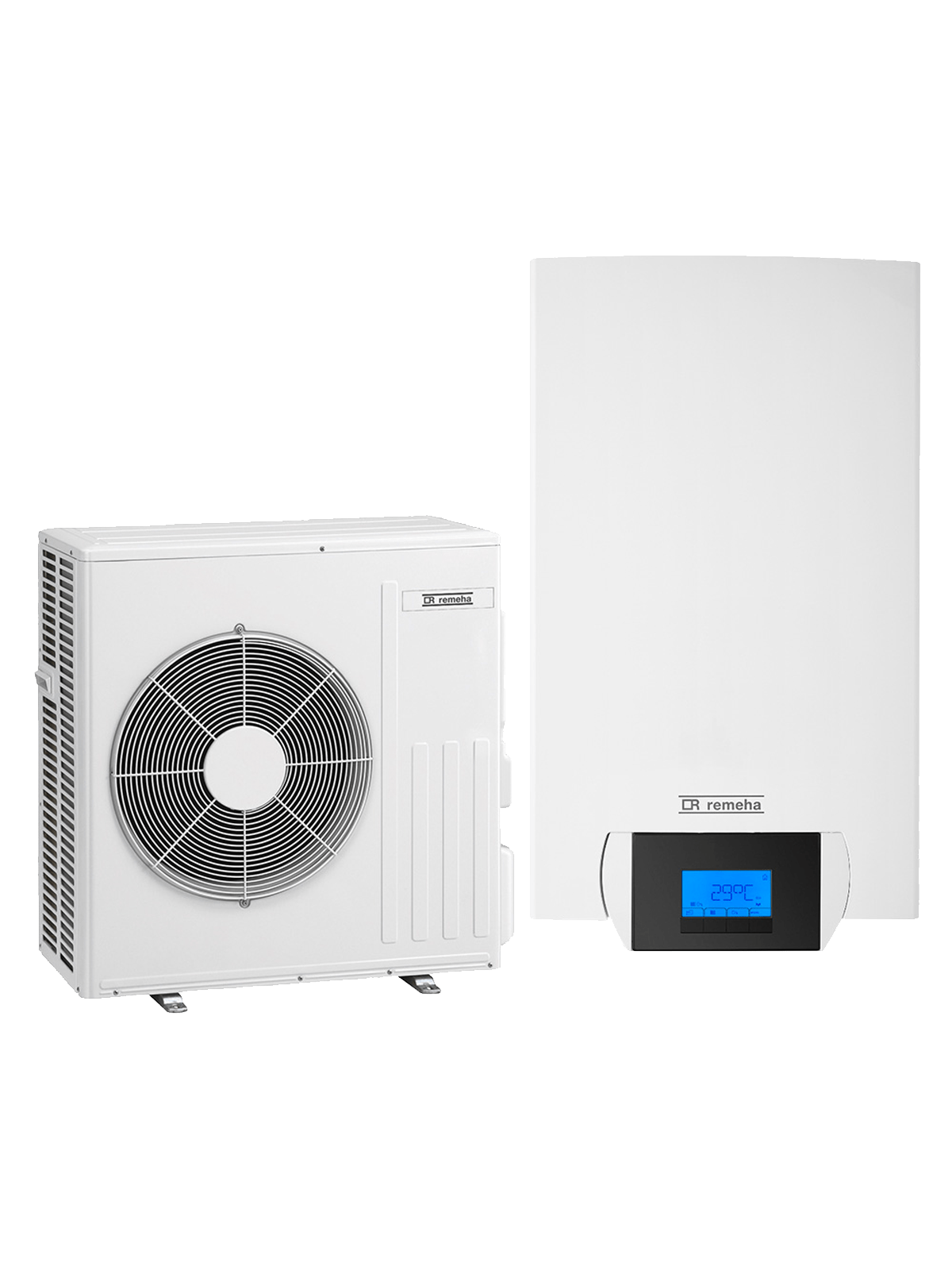 Remeha Mercuria Hybride Warmtepomp 4,5 kW