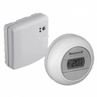 Thermostaten - Honeywell Round Modulation RF (Set)