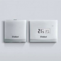 Thermostaten - Vaillant Vsmart Slimme Thermostaat