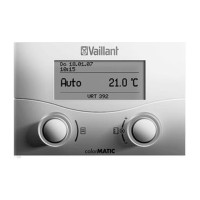 Thermostaten - Vaillant Klokthermostaat Calormatic 370